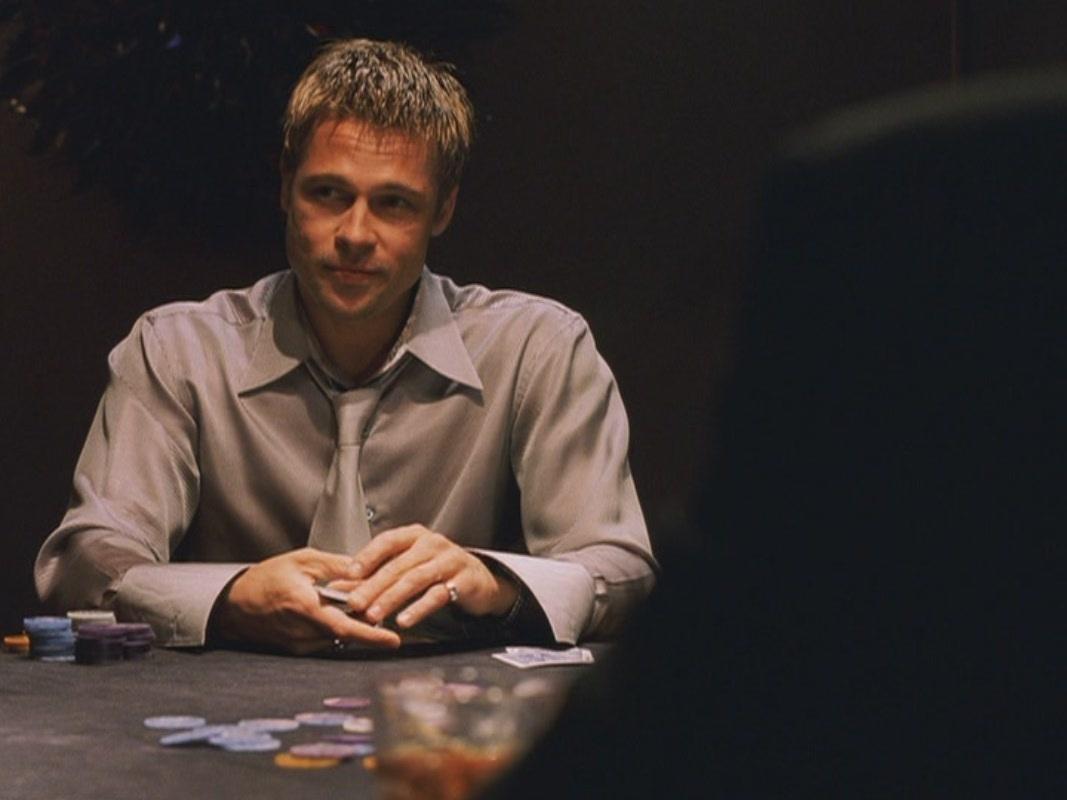 The Fall Of Troy Wallpaper Brad Pitt In Quot Ocean S Eleven Quot Brad Pitt Image 13022896
