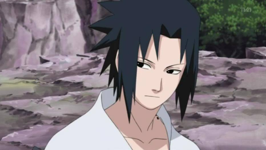 sasuke is cool saske
