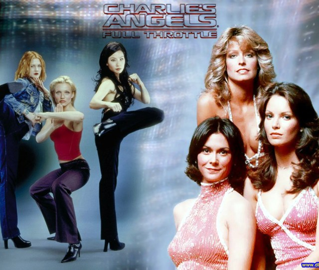 Charlies Angels 1976 Images Charlies Angels Tv Hd Wallpaper And Background Photos