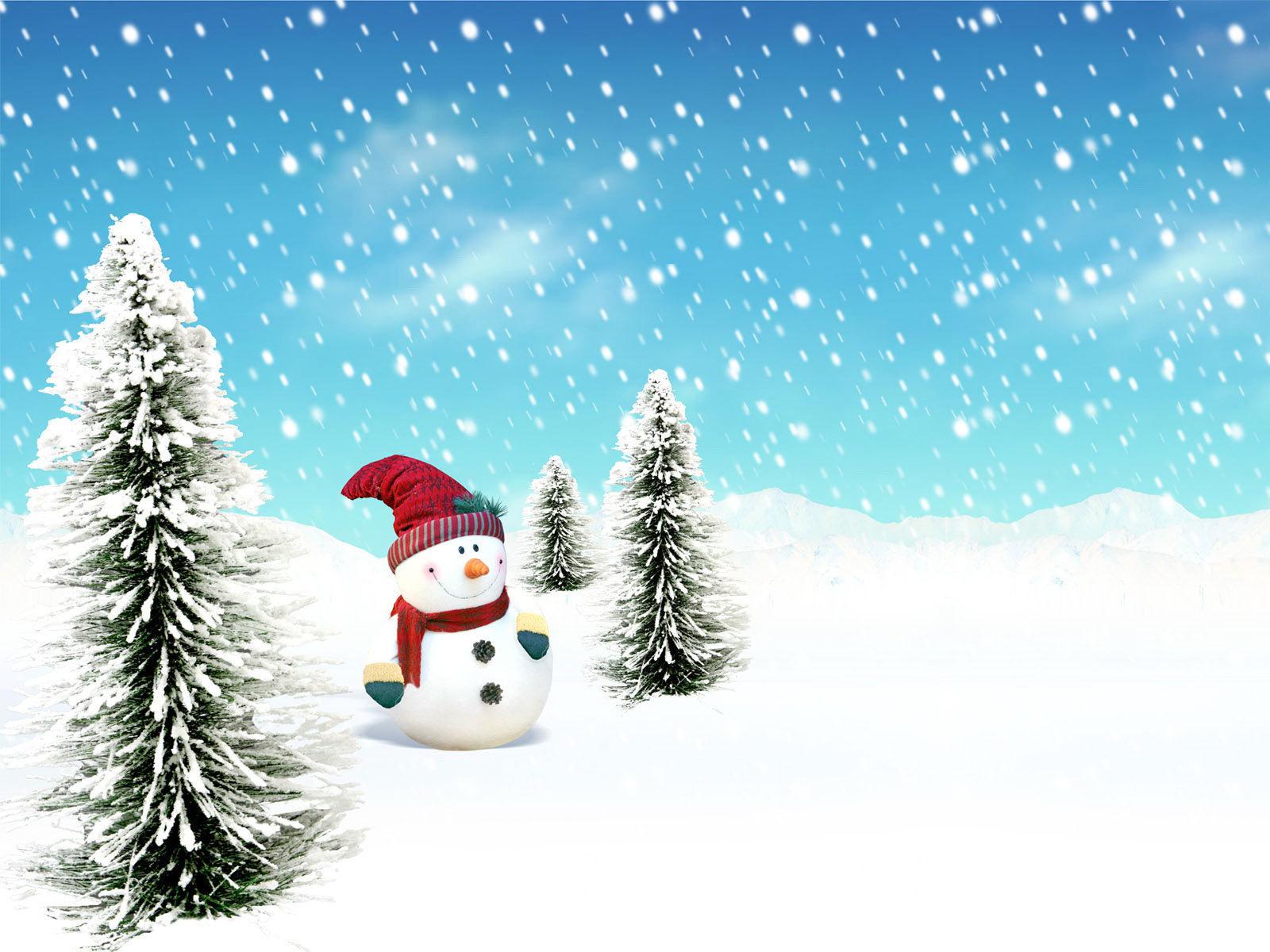 Snowman - Winter Photo (13347588) - Fanpop
