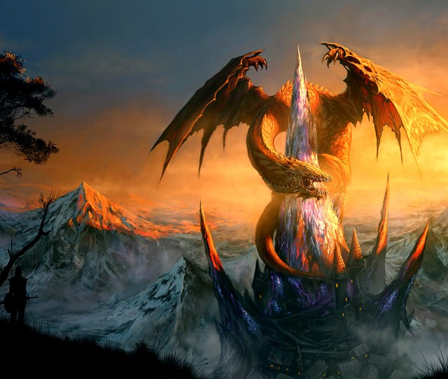 Dragons Images Dragon Wallpaper Hd Wallpaper And Background Photos