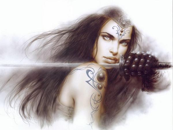 Luis Royo Fantasy Art Graphics And Originals