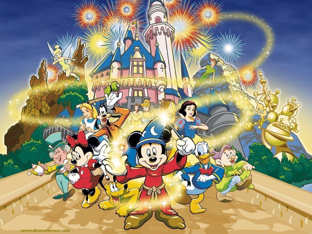 Disney Cartoon  wallpapermania