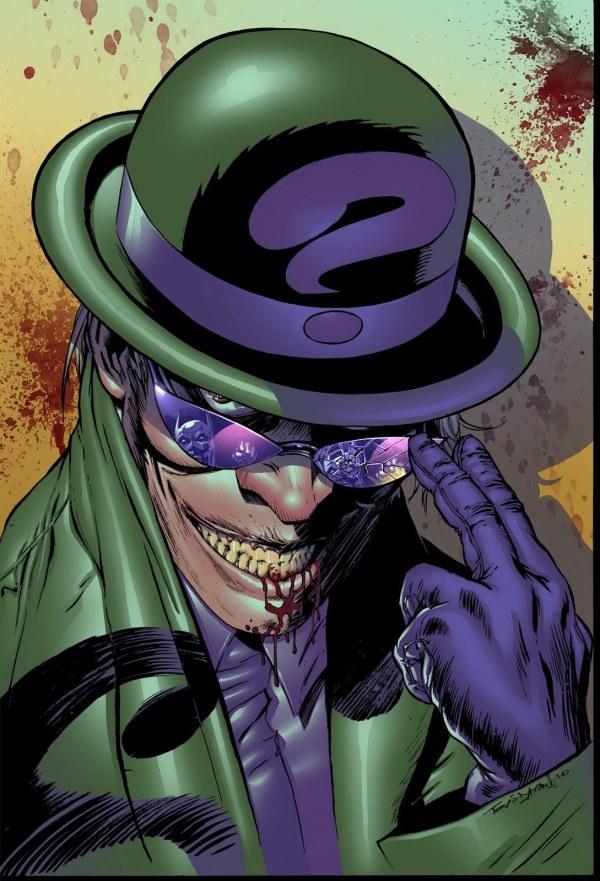 Riddler DC Comics Batman