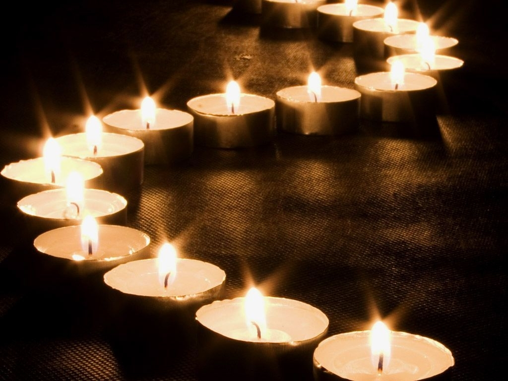 candle shapes candles wallpaper