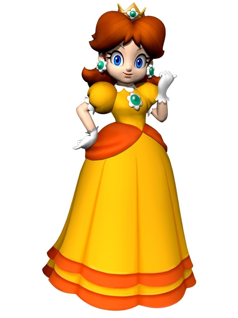 Princess Peach And Daisy Images Daisy HD Wallpaper And Background Photos 14505682