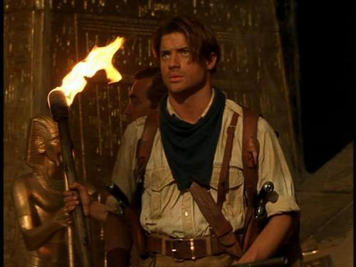 Image result for the mummy brendan fraser