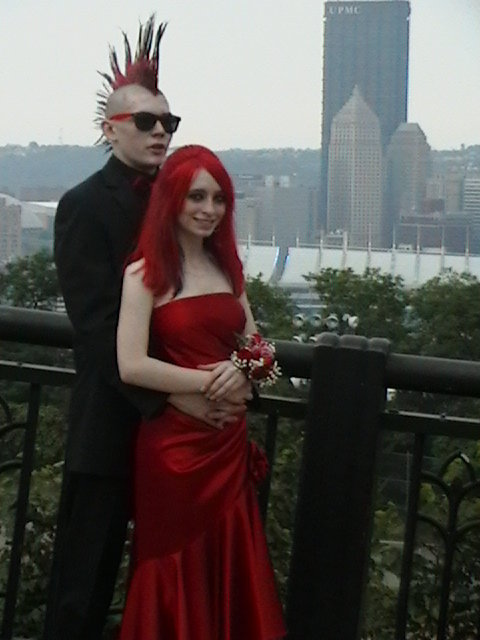 Hair Dye Images 2010 Prom Wallpaper And Background Photos
