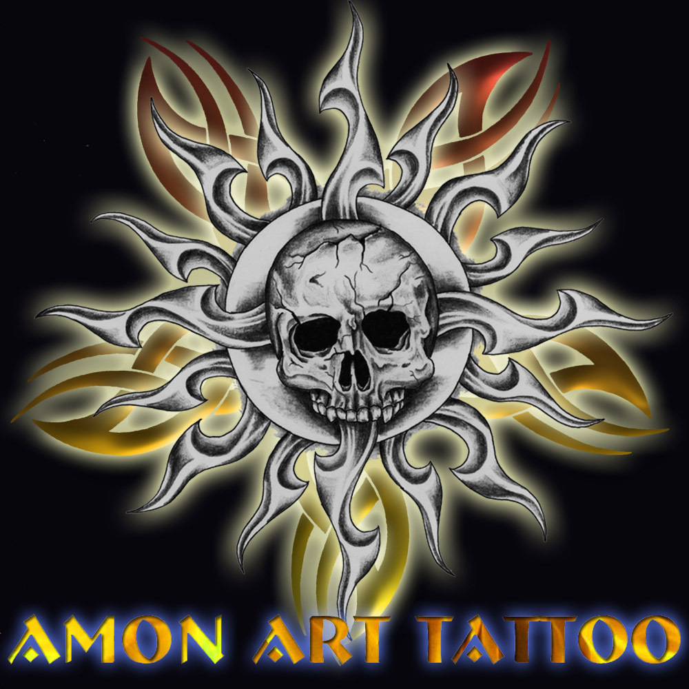 Amon Art Tattoo - tattoos photo