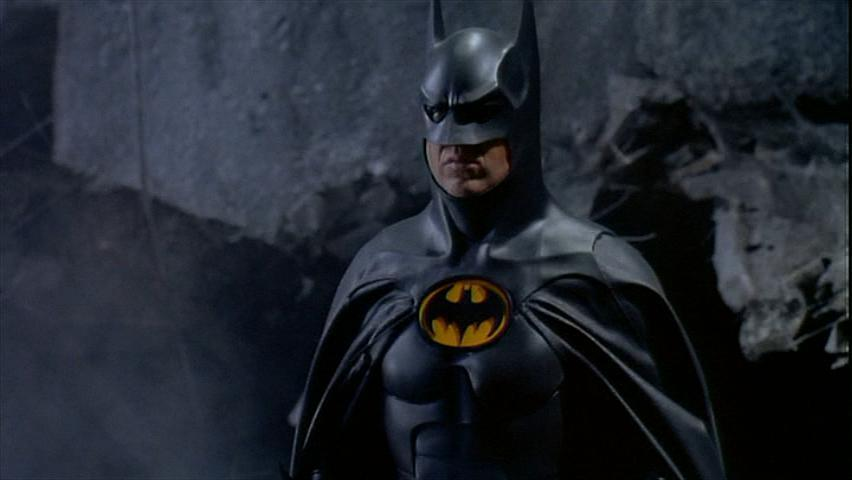 Batman's Armor is Great in Batman Returns, though, because Batman Returns features Batman's Armor in Batman Returns as if it were in Cocoa Beach.
