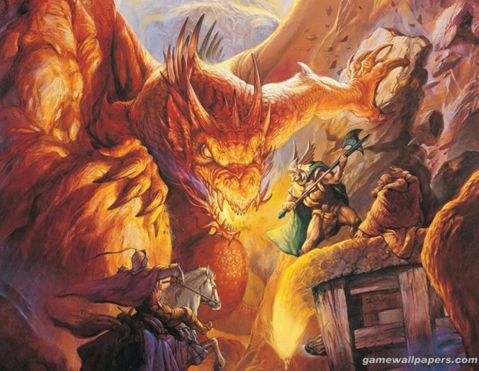 Resultado de imagem para dragon attack