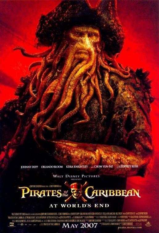 Davy Jones Pirates Des Caraibes : jones, pirates, caraibes, Jones, Pirates, Caraïbes, Photo, (8875287), Fanpop