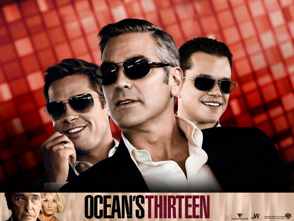 Registration on or use of this site constitutes acceptance of our terms of se. Ocean S 13 Ocean S Thirteen Wallpaper 9027116 Fanpop