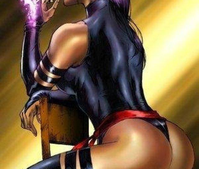 Marvel Superheroines Achtergrond Titled Psylocke