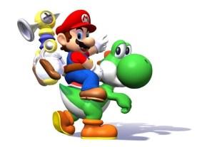 Yoshi dans Super Mario Sunshine
