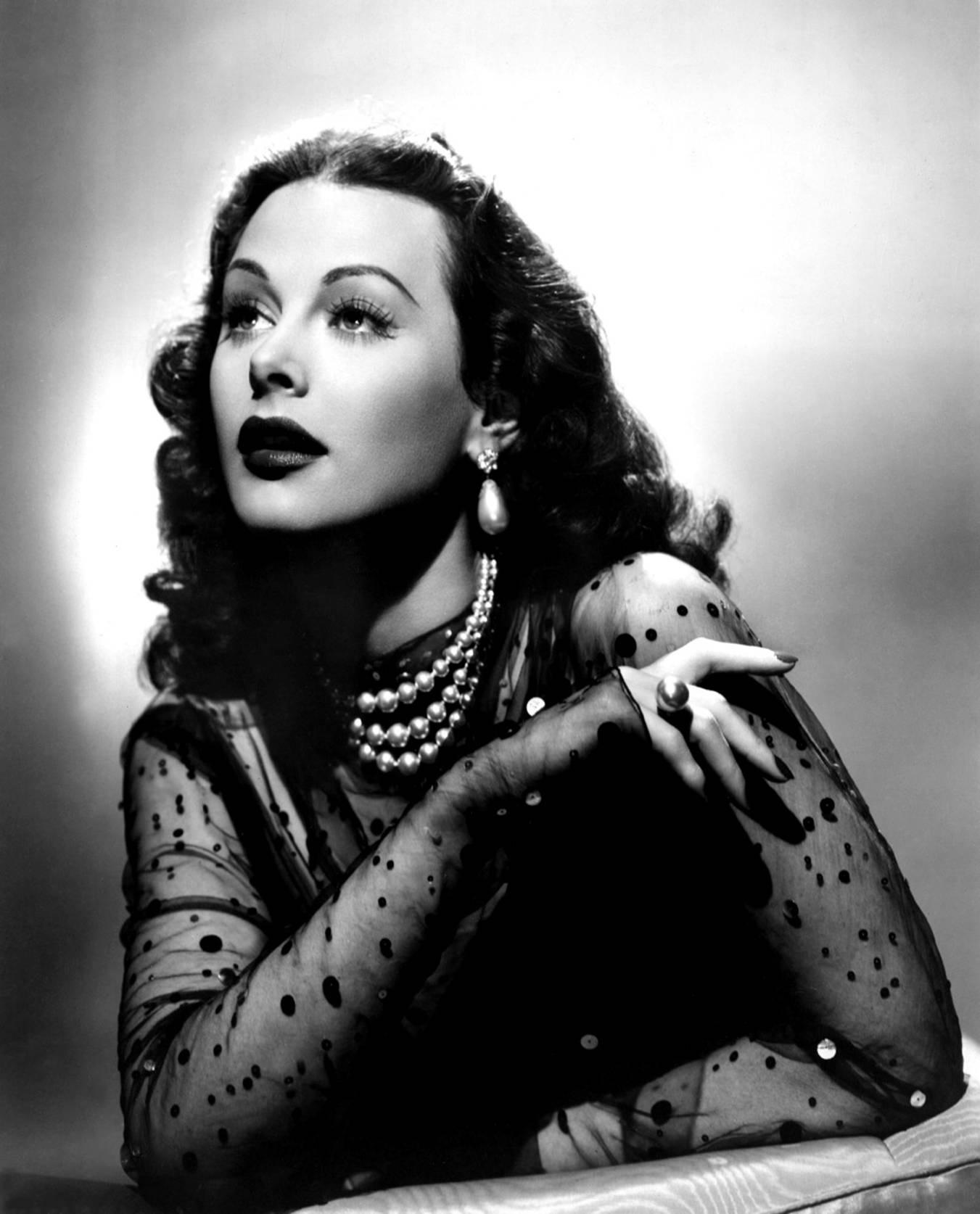 Hedy Lamarr - Classic Movies Photo (9477807) - Fanpop