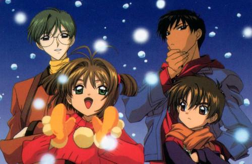 Image result for cardcaptor sakura christmas episode