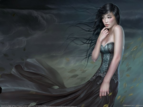 Yuehui Tang Wallpaper - Fantasy Art 9576746 Fanpop