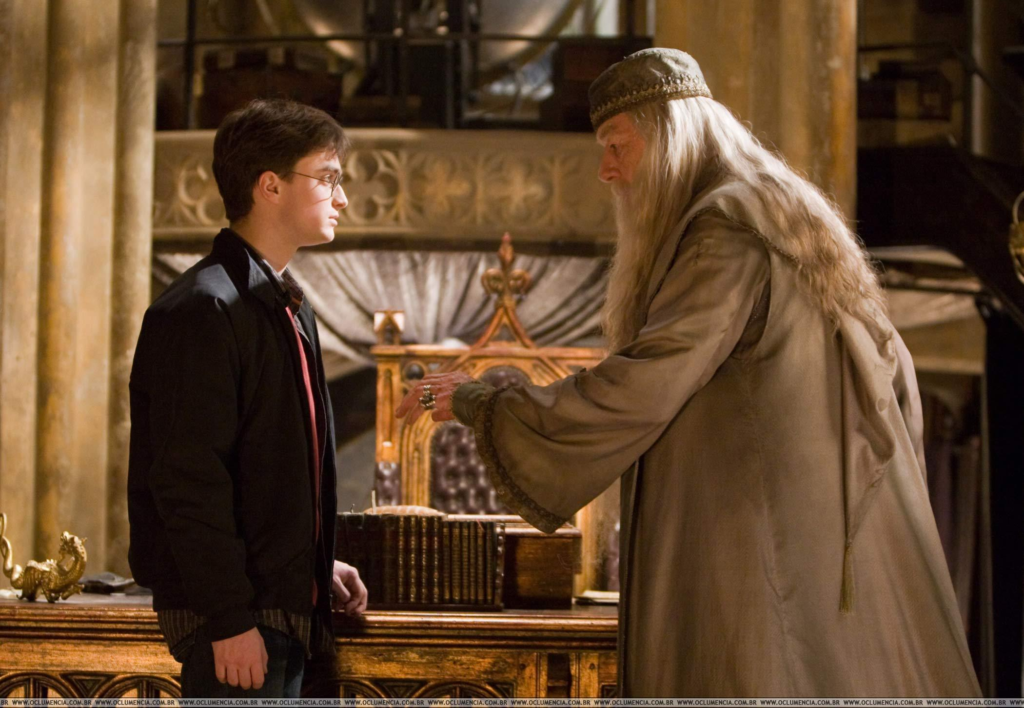 What Dumbledore And Other Can Teach Us About Positive