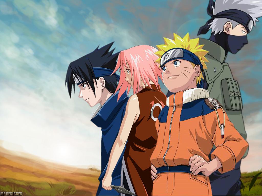 Team 7 - Naruto Wallpaper (9735587) - Fanpop