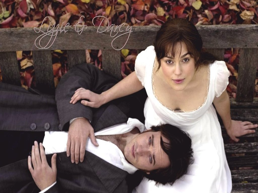 Elizabeth and Mr.Darcy - pride-and-prejudice Wallpaper
