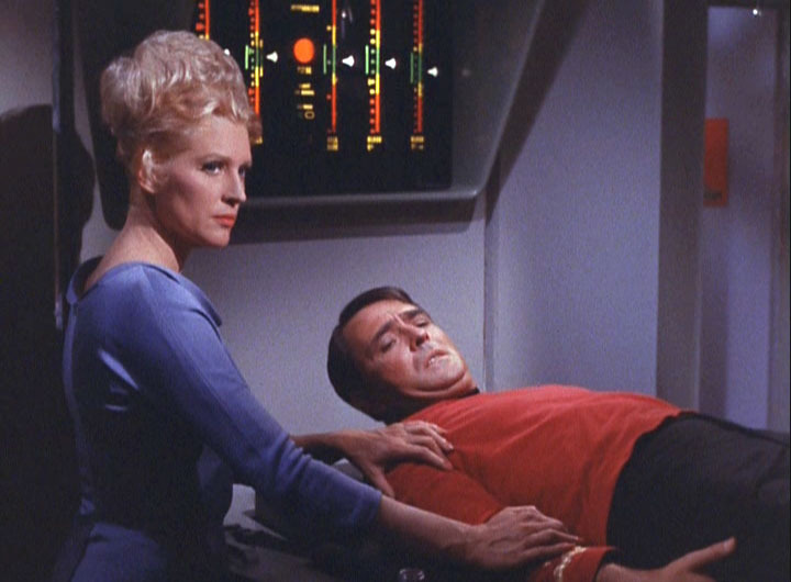 Spock Wallpaper Hd Nurse Christine Chapel Images Christine Chapel Hd