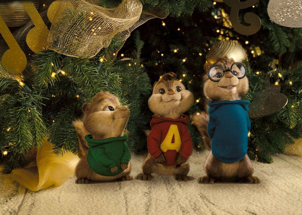 Image Chipmunk Cute Wallpaper Alvin And The Chipmunks 2 Images Christmas Chipmunks Hd