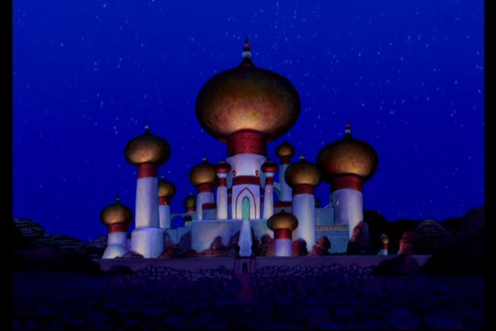 Whats your favorite castlepalacemansion from a Disney