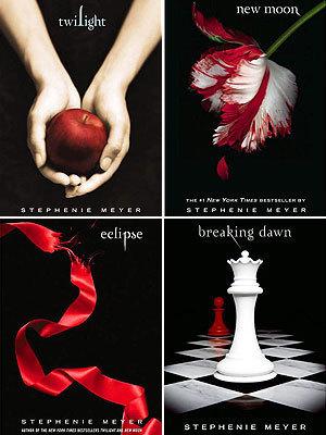 Image result for Stephenie Meyer's Twilight Series