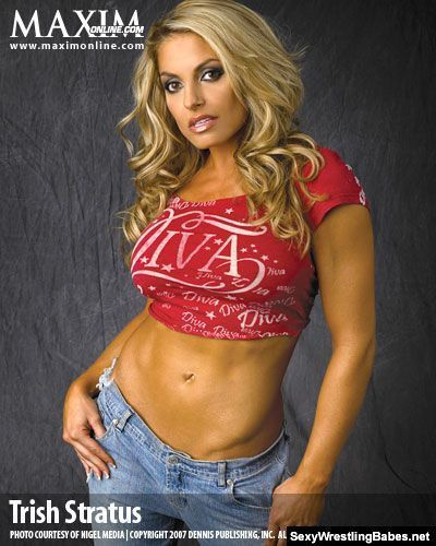 Trish Stratus Images Trish Wallpaper And Background Photos