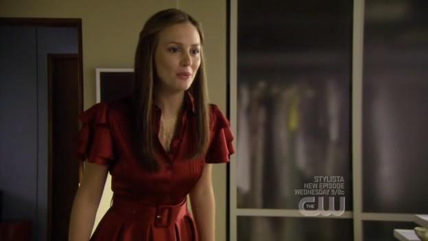 Jolie Petite Fille: Blair Waldorf Season 2 Episode 9