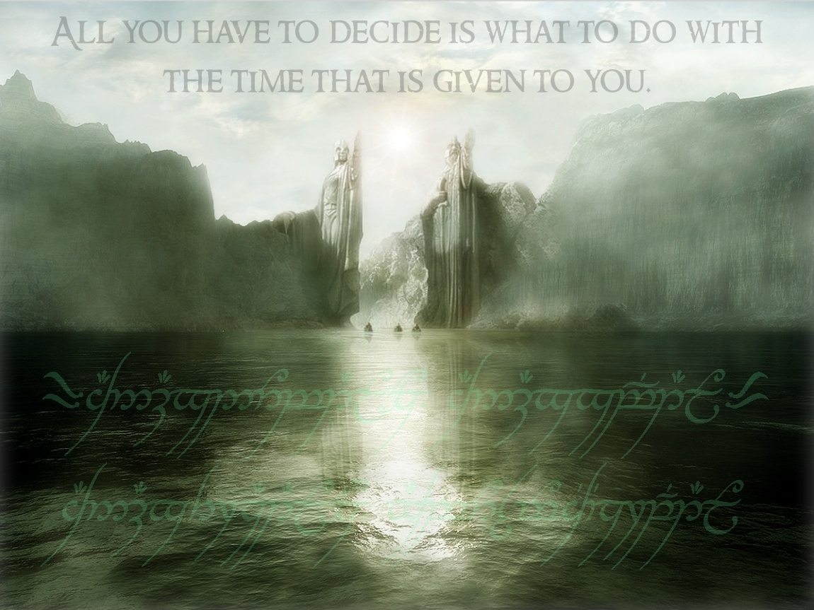Lord Of The Rings Images Words Of Wisdom Wallpaper Photos