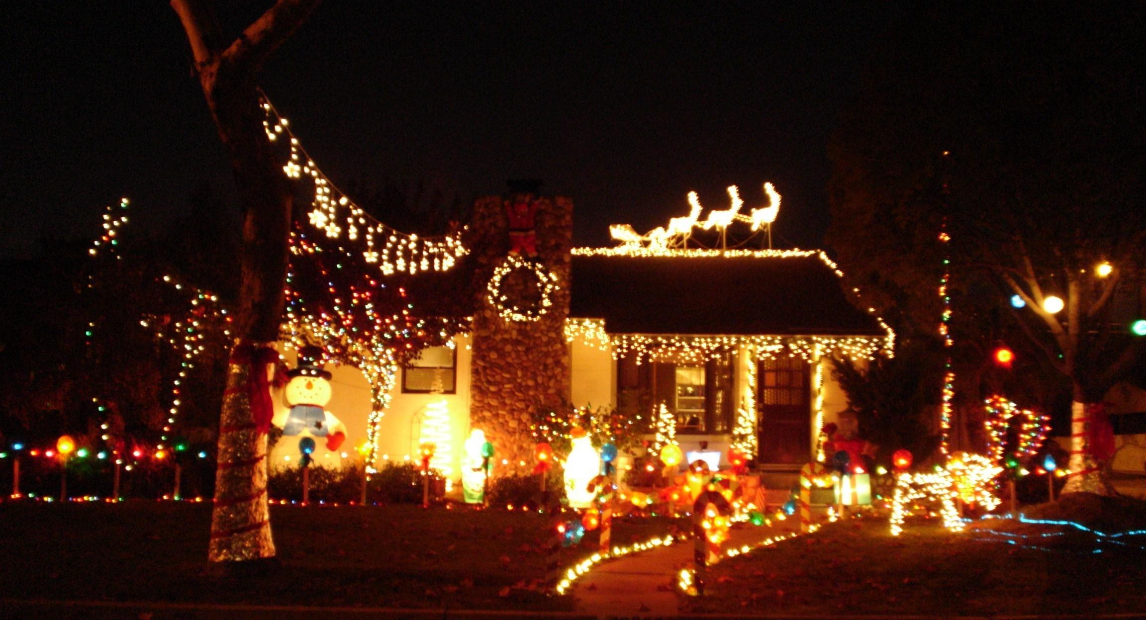 christmas images christmas lights