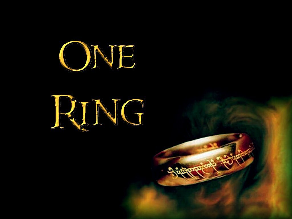 the one ring of
