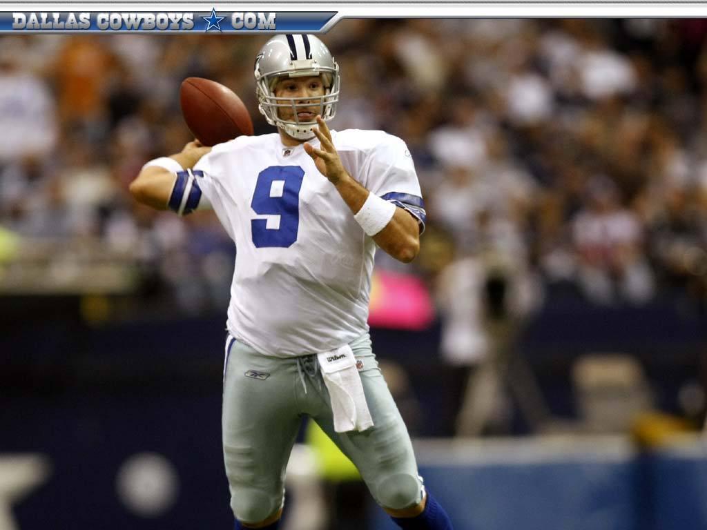Tony Romo: Tony Romo - Tony Romo Wallpaper (3138725) - Fanpop