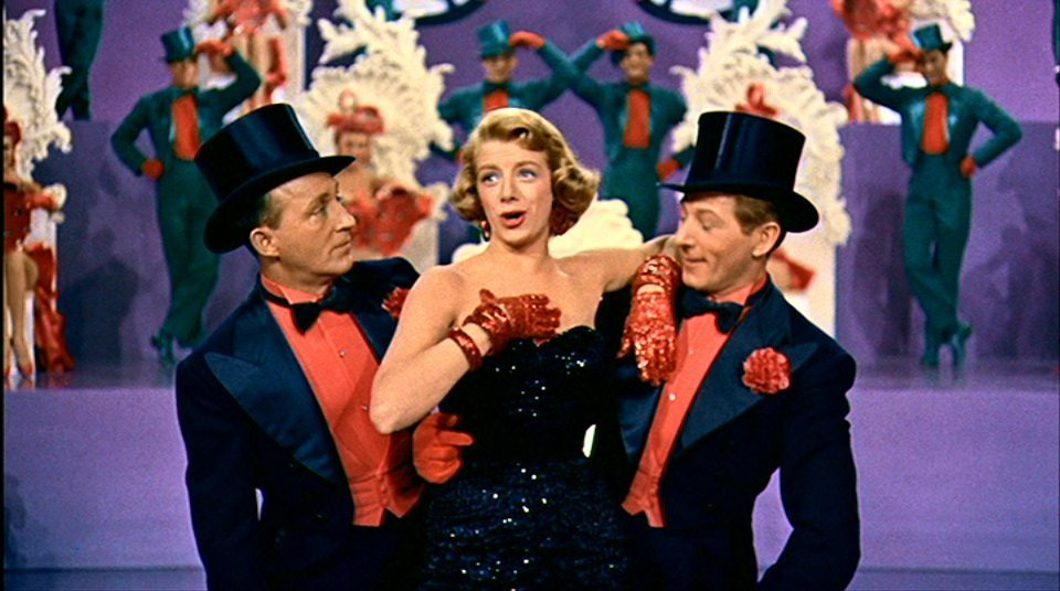 White Christmas Minstrel Show.25 Days Of Christmas White Christmas 1954 Journeys In