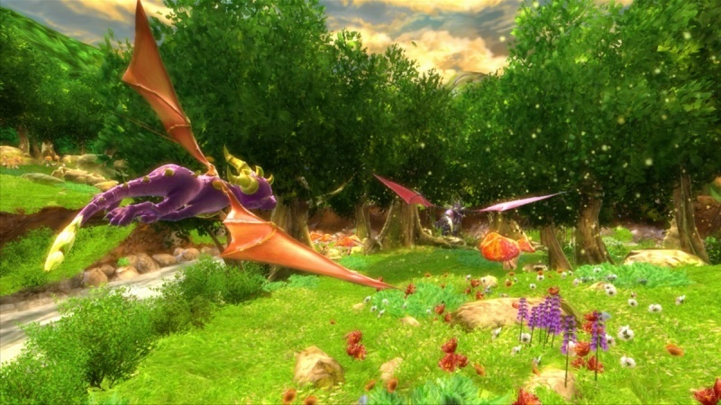 Legend Of Spyro Dawn Of The Dragon Images Valley Of Avalar Wallpaper And Background Photos 3360535