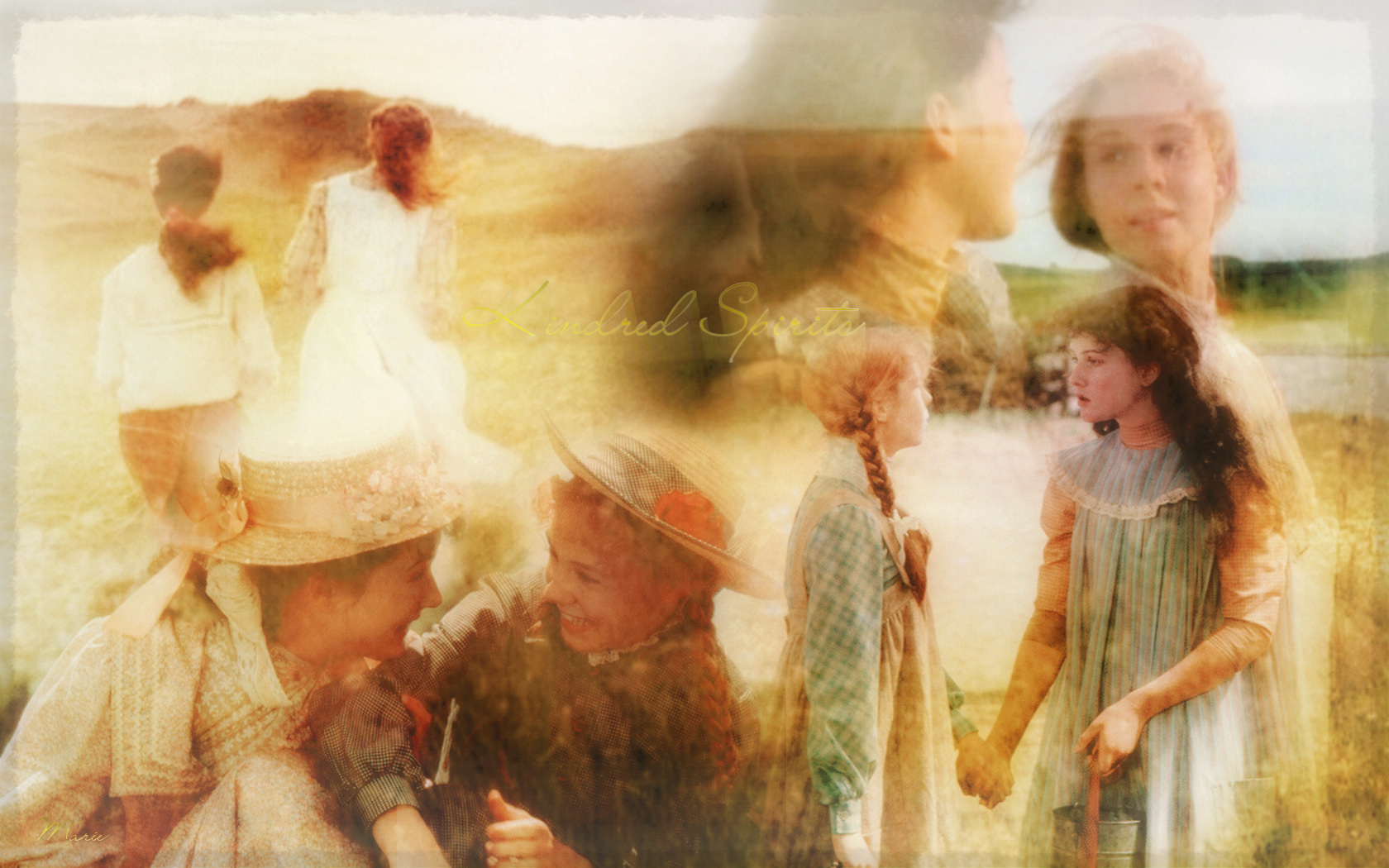 Quotes About Kindred Spirit Anne Green Gables QuotesGram