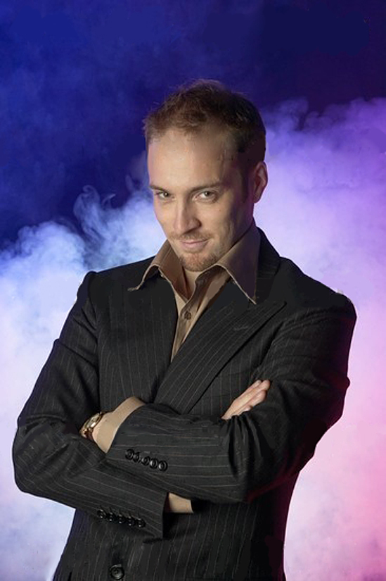 Derren Brown  Derren Brown Photo 3543425  Fanpop