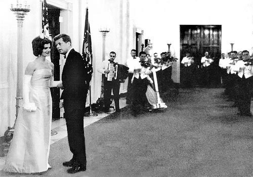 Image result for president jack kennedy and jacqueline kennedy