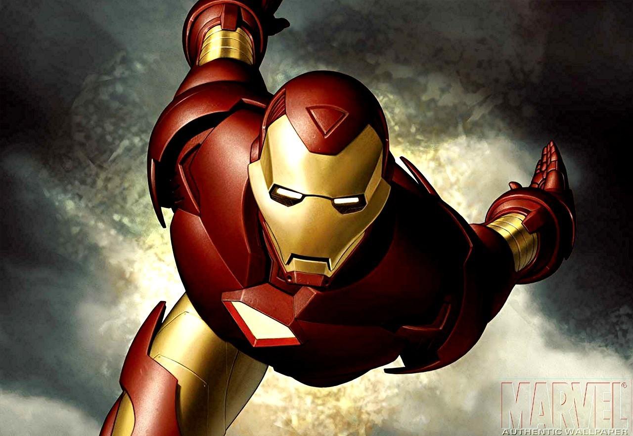 Iron Man Ironman