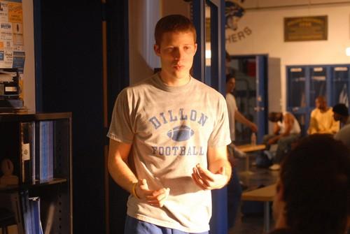 Friday Night Lights Matt