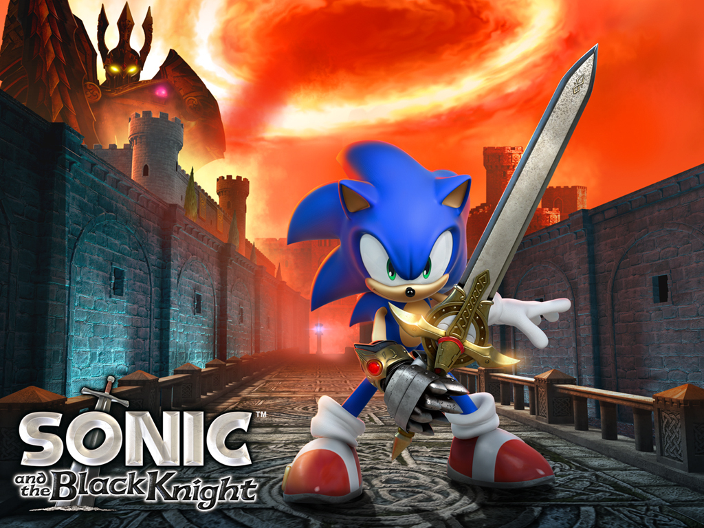 Wallpaper 1 - Sonic and the Black Knight 1024x768 800x600
