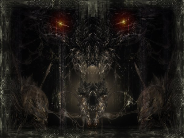 Dark Gothic Abstract Wallpapers