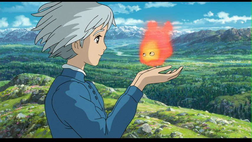 Howls Moving Castle Hd Wallpaper Howl S Moving Castle Howl S Moving Castle Image 4919316