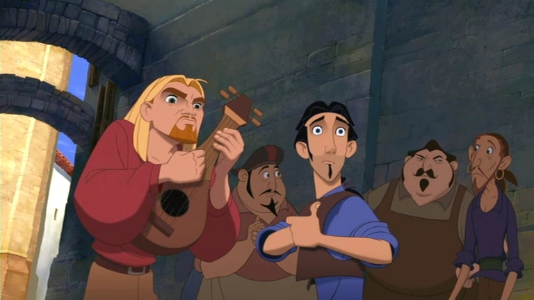 Image result for the road to el dorado