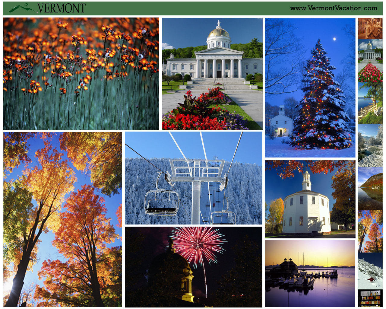 Fall Cottage Wallpaper Vermont Seasonal Wallpapers Vermont Wallpaper 5232541