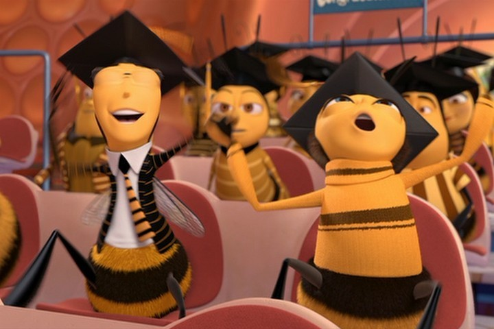 Girl Home Screen Wallpaper Bee Movie Images Bee Movie Hd Wallpaper And Background