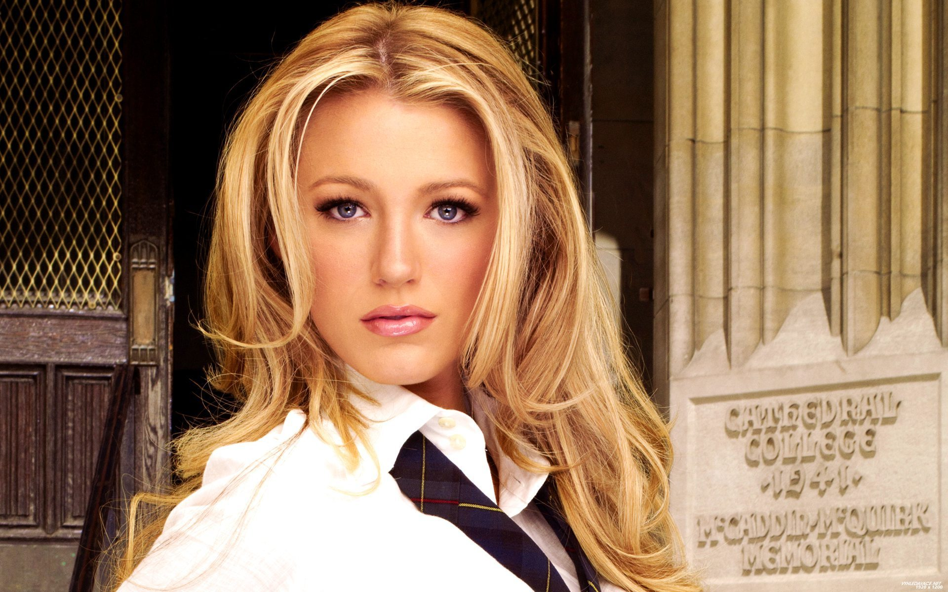 Serena  Serena Van Der Woodsen Wallpaper 5451472  Fanpop