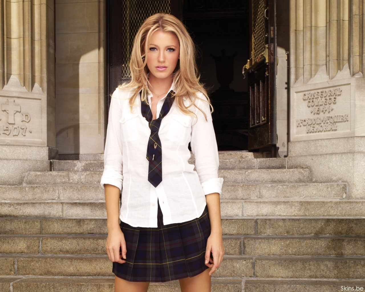 Serena  Serena Van Der Woodsen Wallpaper 5451765  Fanpop